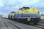 "Adtranz 403-1001 - CargoServ ""V 1504.01"" 15.04.2008 - Linz (Donau), VOEST-Werkbahn, MühlbachbahnhofChristian Kaizler"