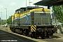 """Adtranz 403-1003 - CargoServ """"V 1504.03"""" 09.06.2008 - Linz (Donau), LogServChristian Kaizler"""