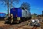 """Adtranz 70110 - Bayernhafen """"293 515-3"""" 17.03.2012 - Aschaffenburg, HafenMichael Fechler"""