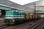 """Adtranz 70120 - HGB """"V 100.02"""" 12.11.2015 - Laatzen, Bahnhof Hannover-Messe/LaatzenThomas Wohlfarth"""
