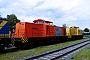 """Adtranz 72360 - RTS """"293.070"""" 23.07.2011 - Aschaffenburg, HafenbahnRalf Lauer"""
