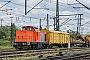 "Adtranz 72360 - RTS ""293.002"" 14.05.2019 - Oberhausen, Rangierbahnhof WestRolf Alberts"