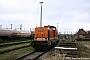 """ADtranz 72520 - Railion """"203 211-8"""" 03.02.2007 - ItzehoeSascha Buckow"""