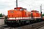 """Adtranz 72800 - LOCON """"212"""" 16.06.2008 - DieburgKurt Sattig"""