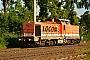 """Adtranz 72800 - LOCON """"212"""" 20.08.2015 - Ratingen-LintorfLothar Weber"""