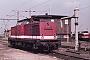 "LEW 11225 - DR ""110 016-3"" 29.05.1988 - GüstrowMichael Uhren"