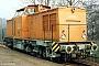 """LEW 11889 - DR """"298 051-4"""" __.04.1993 - WiesenburgRalf Brauner"""
