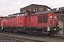 """LEW 11892 - Railion """"298 054-8"""" 04.01.2007 - Halle (Saale)Ingo Wlodasch"""