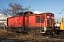 """LEW 11896 - Railion """"298 058-9"""" 09.12.2011 - Magdeburg-RothenseeIngo Wlodasch"""