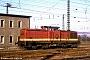 """LEW 11898 - DR """"110 060-1"""" 23.02.1990 - Naumburg (Saale)Werner Brutzer"""