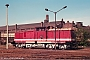 """LEW 11902 - DR """"110 064-3"""" 13.05.1991 - Stendal, ReichsbahnausbesserungswerkMichael Uhren"""