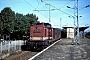 """LEW 11904 - DR """"112 066-6"""" 29.09.1991 - MichendorfArchiv Werner Brutzer"""