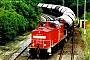 """LEW 11917 - DB Cargo """"298 079-5"""" 15.08.2002 - Schraplau HEV"""