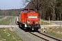"LEW 11917 - Railion ""298 079-5"" 13.04.2007 - KodersdorfTorsten Frahn"