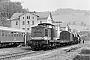 """LEW 11929 - DR """"110 091-6"""" 20.06.1988 - Klingenthal (Vogtland), BahnhofJörg Helbig"""