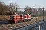 """LEW 11931 - Railpro """"V 100 093"""" 29.12.2008 - AsselMaarten Doornenbal"""
