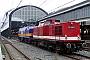 """LEW 11931 - RXP """"201 093-2"""" 22.12.2018 - HaarlemBert Hollander"""