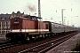 """LEW 11936 - DR """"112 098-9"""" 06.05.1991 - Dresden-MitteWerner Brutzer"""