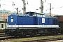 """LEW 11936 - AHG """"01"""" 12.11.2004 - Chemnitz, Hauptbahnhof Klaus Hentschel"""