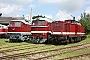 """LEW 12403 - EBS """"201 001-5"""" 24.05.2014 - Weimar, BahnbetriebswerkThomas Wohlfarth"""