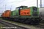 """LEW 12409 - """"V 100-BUG-01"""", leihweise LOCON 10.07.2005 - DonauwörthRobert Schacht"""