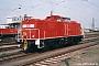 """LEW 12411 - DB Cargo """"298 110-8"""" __.07.2000 - GroßkorbethaMario Fliege"""