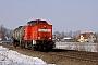 """LEW 12411 - Railion """"298 110-8"""" 28.02.2006 - Gersdorf (bei Görlitz)Torsten Frahn"""