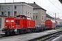 "LEW 12411 - DB Cargo ""298 110-8"" 03.03.2004 - Dessau, HauptbahnhofAlexander Leroy"