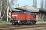 """LEW 12423 - Railion """"298 122-3"""" 12.04.2008 - EilenburgSwen Thunert"""