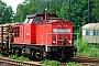 """LEW 12423 - Railion """"298 122-3"""" 03.06.2005 - HorkaTorsten Frahn"""