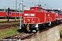 "LEW 12425 - DB Cargo ""298 124-9"" 25.08.2001 - SeddinSven Lehmann"