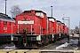 """LEW 12425 - Railion """"298 124-9"""" 27.02.2010 - SeddinIngo Wlodasch"""