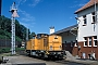"LEW 12430 - DB AG ""298 129-8"" 27.06.1994 - Sassnitz (Rügen), HafenIngmar Weidig"