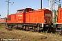"""LEW 12430 - DB Cargo """"298 129-8"""" 14.09.2002 - CottbusErik Rauner"""