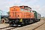 """LEW 12436 - LOK OST """"298 135-5"""" 21.05.2016 - Magdeburg, Hafenbahn BetriebswerkThomas Wohlfarth"""
