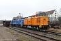 """LEW 12452 - TSE """"110 171-6"""" 12.03.2018 - Rosslau, HafenThomas Speich"""