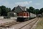 """LEW 12459 - DB AG """"201 158-3"""" 25.07.1994 - Feldberg (Meckl)Mathias Reips"""