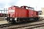 """LEW 12462 - Railion """"298 161-1"""" 06.09.2008 - Wismar, SeehafenPeter Scholz"""