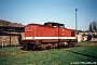 """LEW 12468 - DB AG """"202 167-3"""" __.10.1996 - Aue (Sachsen)Tom Radics"""