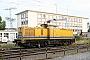"LEW 12470 - DB Netz ""203 311-6"" 09.08.2006 - Leipzig, Betriebswerk WestDaniel Berg"