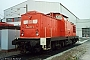 "LEW 12485 - DB Cargo ""204 203-4"" 31.03.2002 - Magdeburg-Rothensee Christian Richardt"