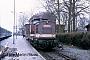 "LEW 12492 - DR ""201 210-2"" 28.03.1992 - TeterowMartin Ritzau"