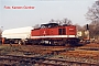 "LEW 12502 - DB AG ""202 220-0"" 03.04.1997 - QuedlinburgKarsten Günther"