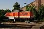 """LEW 12504 - LOCON """"202"""" 25.06.2016 - Berlin-LichtenbergMichael Uhren"""