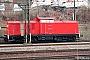 """LEW 12505 - DB Cargo""""204 223-2"""" __.02.2000 - Chemnitz Klaus Hentschel"""