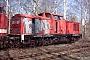 """LEW 12505 - DB Cargo """"204 223-2"""" 31.03.2004 - Chemnitz Klaus Hentschel"""