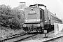 "LEW 12509 - DR ""110 227-6"" __.07.1981 - Ellefeld (Vogtland), HaltepunktJörg Helbig"
