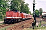 "LEW 12522 - DB Regio ""202 240-8"" __.05.2000 - Sebnitz (Sachsen)Ralf Brauner"