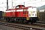 """LEW 12524 - CFL Cargo """"1151"""" 11.04.2008 - Trier-EhrangRolf Alberts"""