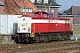 """LEW 12524 - CFL Cargo """"1151"""" 04.03.2009 - Niebüll NEGNahne Johannsen"""